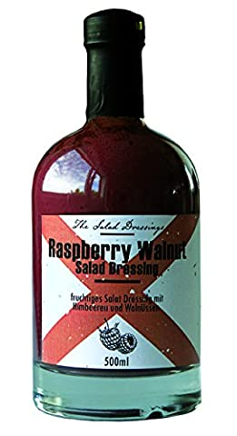 Feuer & Glas - Raspberry Walnut Salad Dressing (500ml)