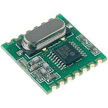 RFM12B-433S1P Module RF FM transceiver FSK 433.92MHz SPI -105dBm 5dBm