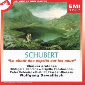 Franz Schubert : Le Chant des Esprits sur les Eaux