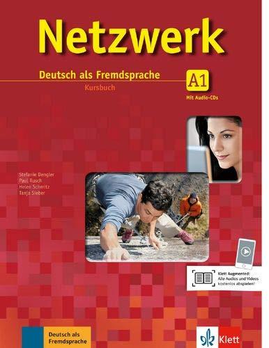 Netzwerk. A1. Kursbuch. Per le Scuole superiori. Con CD. Con espansione online: Netzwerk a1, libro del alumno + 2 cd