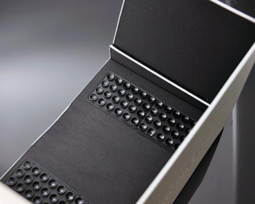 DSstyles DJI FPV Inspire 1 Inspire 2 Fernbedienung iPad Tablet-Monitor Phantom 4/ Phantom 3 Halterung 9.7 '' Sonnenschutz-Haube Blende Abdekung - Weiß - 9