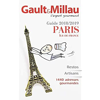 Guide Gault & Millau Paris Ile-de-France