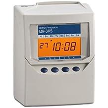 Seiko Qr395 Tiempo completamente automática reloj (modelo de cálculo)