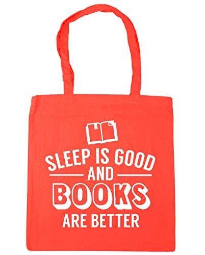 hippowarehouse-sleep-ist-gut-und-bcher-sind-besser-tote-shopping-gym-beach-bag-42cm-3838-10liter-gr-