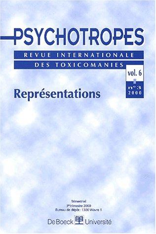 Psychotropes 00/3 : représentations par Pierre Angel