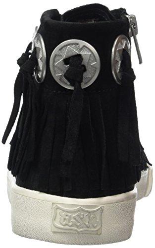 ASH Damen Marlow High-Top Schwarz (Black 001)