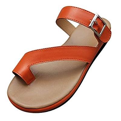 zarupeng✦‿✦ Zapatos de Mujer cómodos con Sandalias de Plataforma Zapatos de Viaje de Verano Sandalias de Playa con Punta Abierta Zapatillas por zarupeng