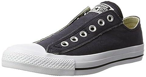 Converse Chuck All Star Sneaker Slip Black, Schuhe Unisex:41.5
