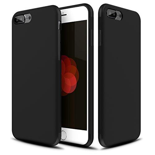 Cover iPhone 7 Plus,Roybens® [Pelle-amichevole Series] ibrida robusta [Ultra antiurto]