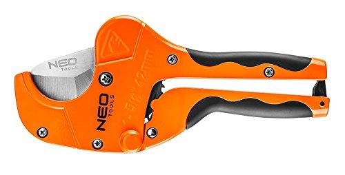 Neo Tools 02-020 - Corta tubos PCV 42 mm