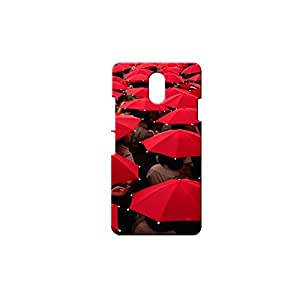 ROCKY Designer Printed Back Case / Back Cover for Lenovo Vibe P1M (Multicolour)