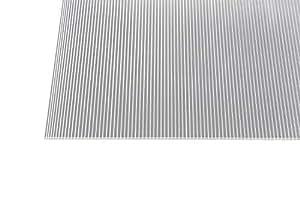 polycarbonat stegplatten hohlkammerplatten klar 3000 x. Black Bedroom Furniture Sets. Home Design Ideas