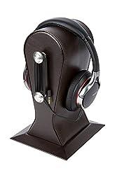 JackCubeDesign Kopfhörer Ständer / Kopfhörer Aufhänger / Kopfhörer Halter / Kopfhörer Display - braun -: MK660B