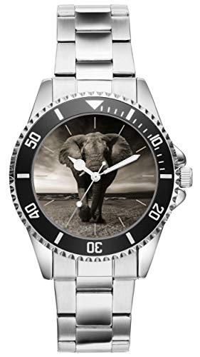 Regalo Elefante Artículo Fan Reloj 20500