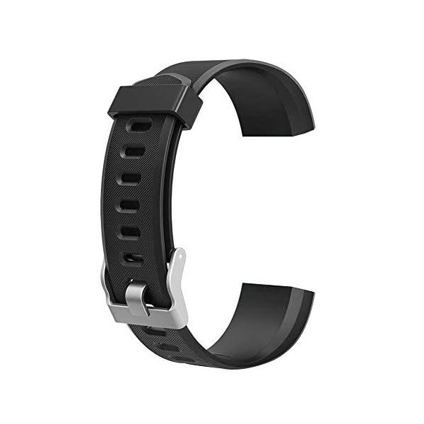 YOun - Correa de repuesto para reloj inteligente ID115Plus HR 1