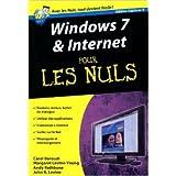 Windows 7 et Internet ed. Explorer 9 Poche Pour les nuls de John R. Levine ,Andy RATHBONE ( 13 octobre 2011 )