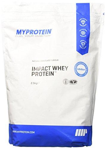 MyProtein Impact Whey -Proteina del Siero - 2.5 kg
