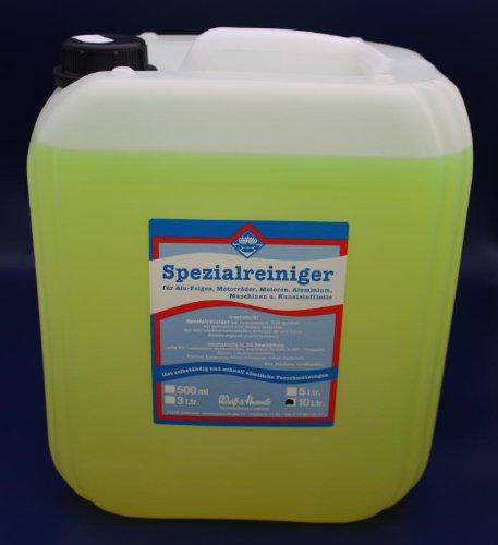 Wasserrose® 10 L SPEZIALREINIGER FELGENREINIGER MOTORREINIGER MADE IN GERMANY