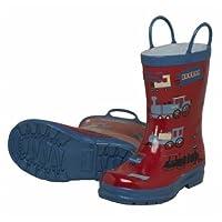 Hatley Kids Cr Trains Wellingtons Boot