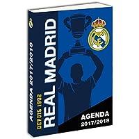 Real Madrid Agenda Scolaire Mixte Enfant, Bleu