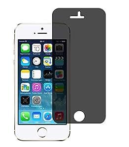 Top&Easy Tech® Privacy Blickschutz Schutzfolie für iPhone 5 / 5S / 5C antispy Displayschutzfolie Sichtschutz Displayfolie Screen Guard protector schwarz matt Folie - Schützen Sie IHRE PRIVATSPHÄRE!