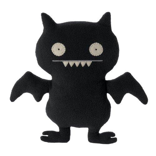 Uglydoll 52071 Little Ice Bat, schwarz