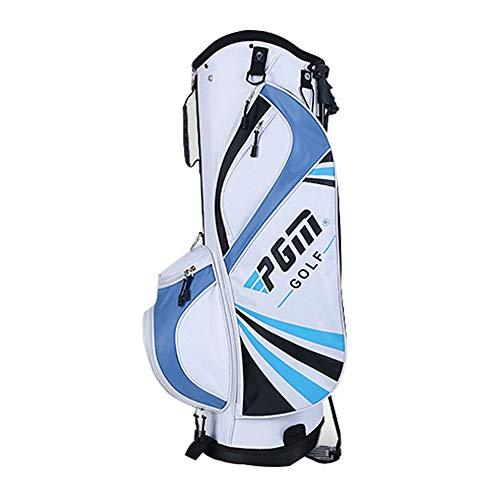 Golfschlägertaschen für Herren und Damen,Ultraleichte wasserdichte tragbare Golf Stand Nylontasche 13 Vereine, Club Golf Bag Koffer