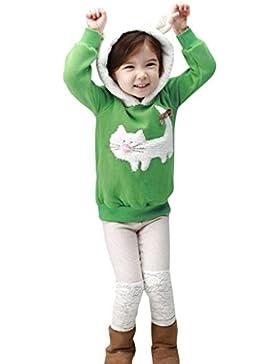 Luckycat Mädchen Wildleder Kaninchen Kapuzenpulli Baby Mädchen Jungen Kinder Mit Kapuze Cartoon Hoodie Kaninchen...