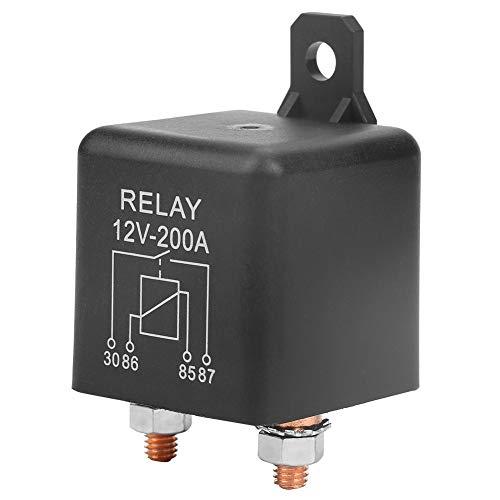 Batterietrenn Relais 12V 4-polig WM686 Startrelais Hochleistungsauto EIN/AUS Schalter Relais RL / 180 200A -