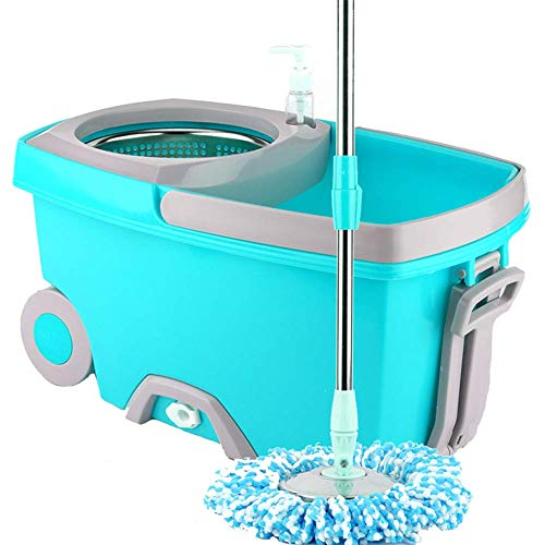 GXYSZ 360 Spinning Mop Stain Less Steel