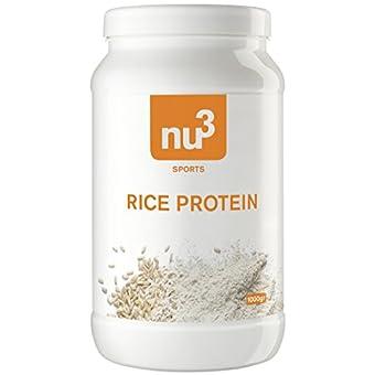 nu3 Reis Protein vegan