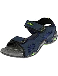 Pro (from Khadims) Mens Faux Leather Floater Sandal