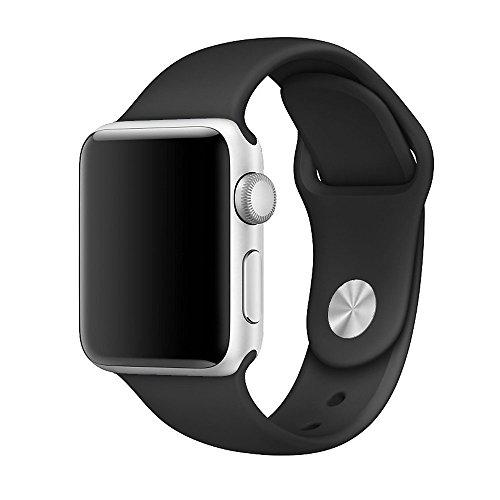 gran selección de 2019 oficial comprar baratas Corki - Correa para Apple Watch de 38mm 42mm, Banda Pulsera Brazalete de  Repuesto de Nylon Tejido Bucles Deportivo para iWatch Apple Watch Series 3,  ...