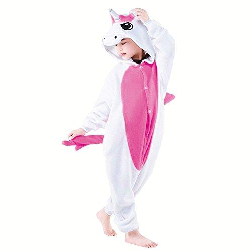 Disfraz Unicornio Fucsia infantil (10-12 años)