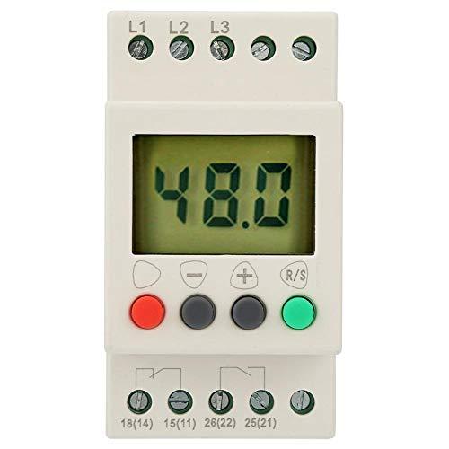 380 V AC 50 Hz 3-Phasen-Leistungsschalter, Schutzrelais für Folgerelais, Spannungsschutzrelais mit Digitalanzeige Ac-leistungsschalter-panel