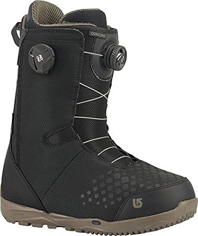 Burton Concord Boa Snowboard Boot 2018 - Black UK