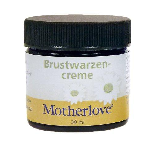 MOTHERLOVE Brustwarzencreme 30 ml Creme