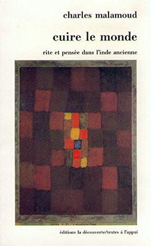 Cuire le monde par Charles MALAMOUD