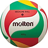 Spezieller Trainingsball für Stellertraining, weiches Synthetik-Leder - Farbe: Weiß/Grün/Rot/Gelb, Größe: 5
