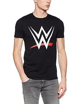 WWE Herren T-Shirt Logo
