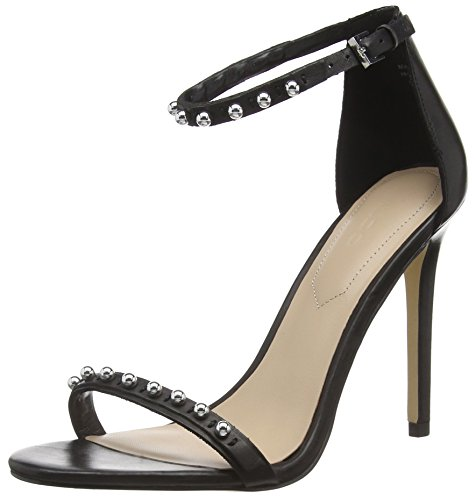Aldo - Mckinnons, Sandali Donna Nero (Black (Black Leather/97))