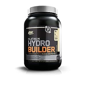 Optimum Nutrition (ON) Platinum Hydro Whey Protein Isolate - 2.38 lbs (Vanilla Bean)