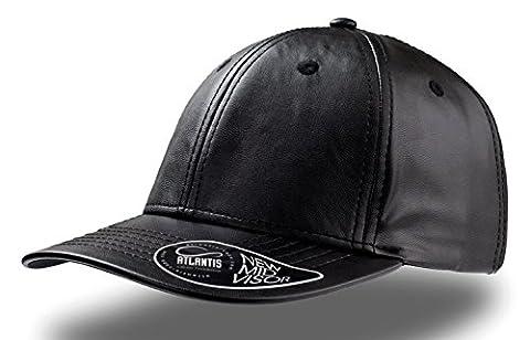 Lewis Baseball Cap Eco cuir chapeau Hüte Kappen chapeaux bonnet,