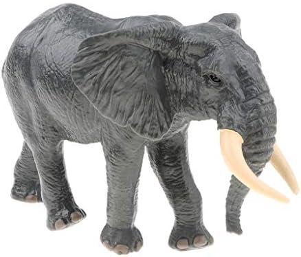 Fenteer Figurines De De De Modèle Animal en Plastique pour  s Cadeau Home Decor Eléphant | Ingénieux Et Pratique  0bbe28