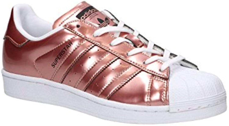 Adidas Sneaker Superstar W CG3680 Bronze 2018 Letztes Modell  Mode Schuhe Billig Online-Verkauf