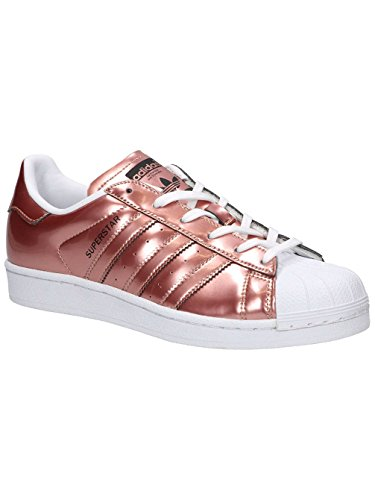 adidas Superstar W Copper Metallic Copper Metallic White Rouge
