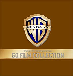90 Jahre WB Jubiläums-Edition – 50 Film Collection [Blu-ray]
