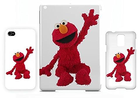 Elmo Sesame Street Samsung Galaxy S6 EDGE Handy Tasche Hülle