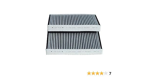 Filteristen Innenraumfilter Kirf 478 De Aktivkohle 2er Set Auto
