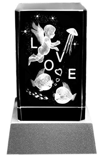 kaltner-prasente-un-regalo-especial-led-vela-bloque-de-cristal-3d-de-laser-de-grabado-liebherr-angel